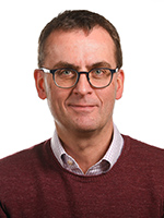 Dr Alain Vuylsteke, Consultant Intensivist & Clinical Director of Clinical & Diagnostic Services