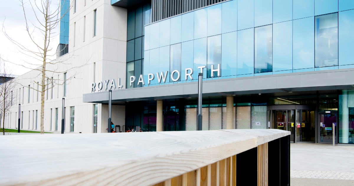 Patient with COVID-19 dies at Royal Papworth Hospital