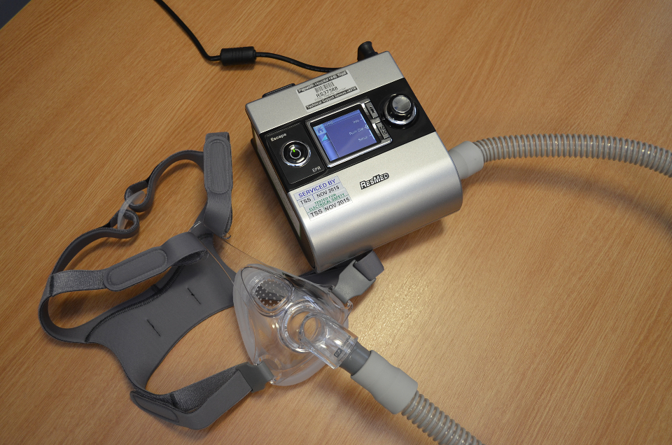 Investigating the role of CPAP in treating COVID-19 patients