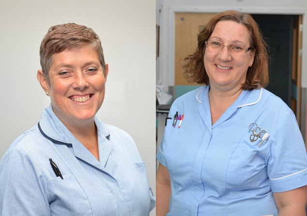 Former nurses return to profession at Royal Papworth