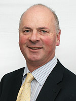 Dr Roger Hall, Medical Director