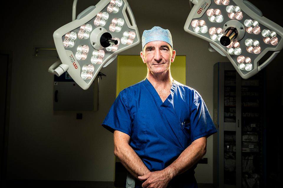 Life-saving work of two Cambridge hospitals portrayed in award-winning BBC documentary series