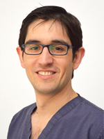 Dr Guillermo Martinez, Consultant in Cardiothoracic Anaesthesia & Intensive Care and Clinical Lead for Theatres