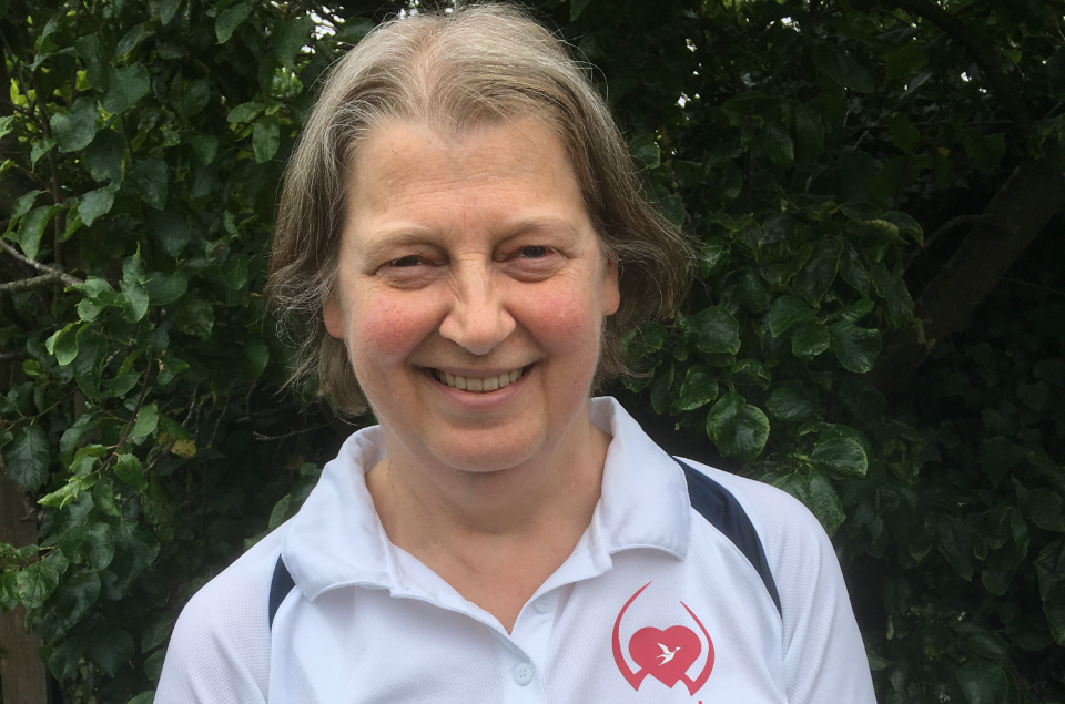British Transplant Games athlete profile: Susan Brown