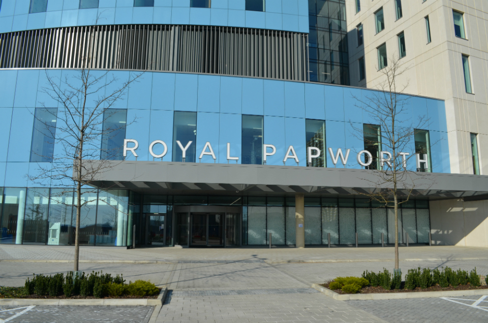 Royal Papworth Hospital begins move period