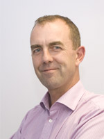 Dr Ian E Smith, Consultant Physician and Deputy Medical Director