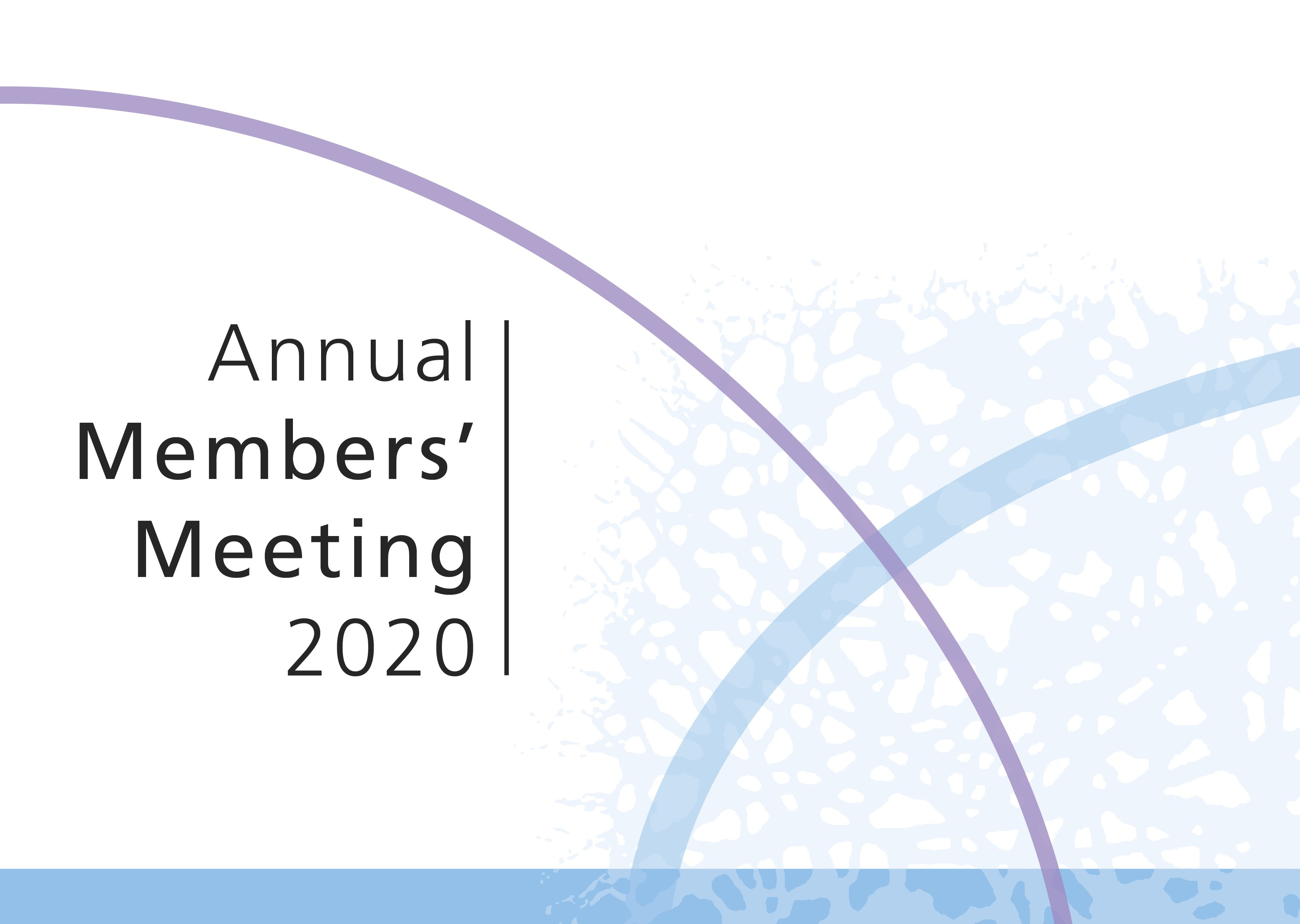 Annual Members' Meeting 2020